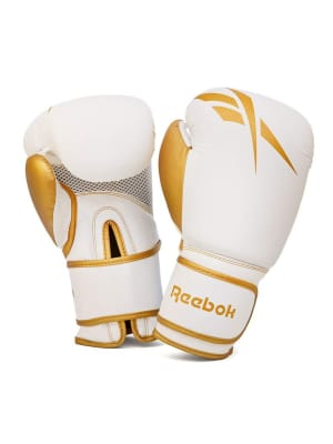 Boxing Gloves + Wraps Set