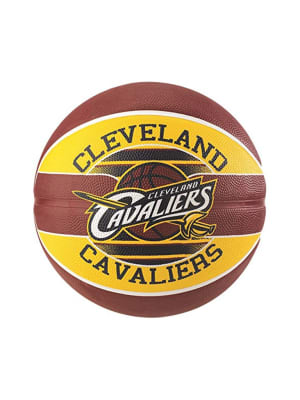 NBA Team Cleveland Cavaliers Rubber Basketball