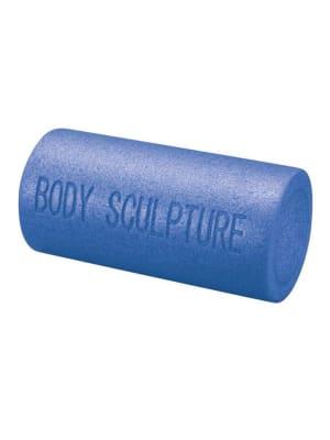 Unisex Full Round Foam Roller - Blue | 12 inch