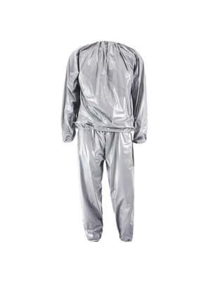 Sauna Suit Silver/Grey P6