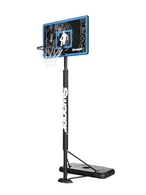 Pro Court Portable 44 inch Backboard Basketball System