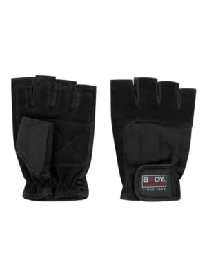 Leather Fitness Gloves