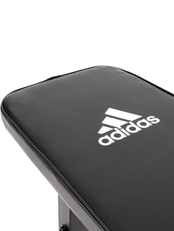 café Clásico Resbaladizo  Buy Adidas Essential Flat Bench (Black) Online at Best prices on  ActiveFitnessStore.com