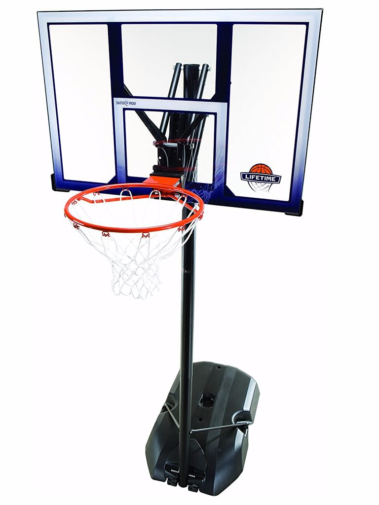 44 Inch Front Court Quick Adjustable Basketball Hoop