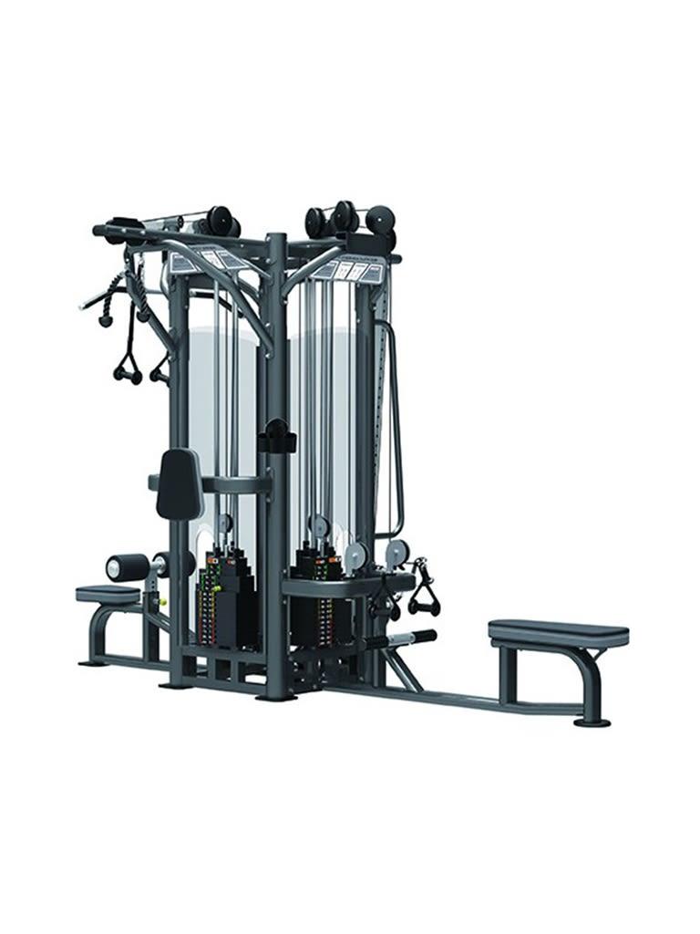 4 Stack Multi-Station Gym