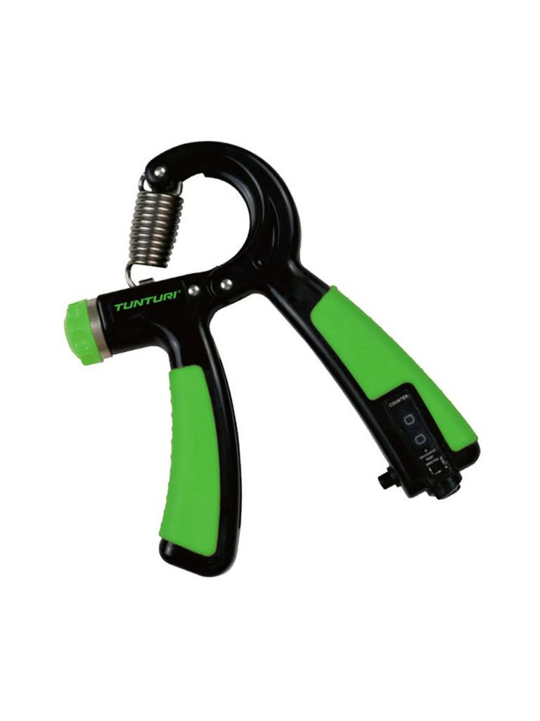 Adjustable Hand Grip with Counter