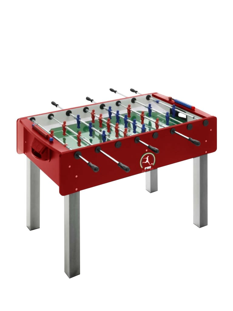 Tournament Football Table - Red