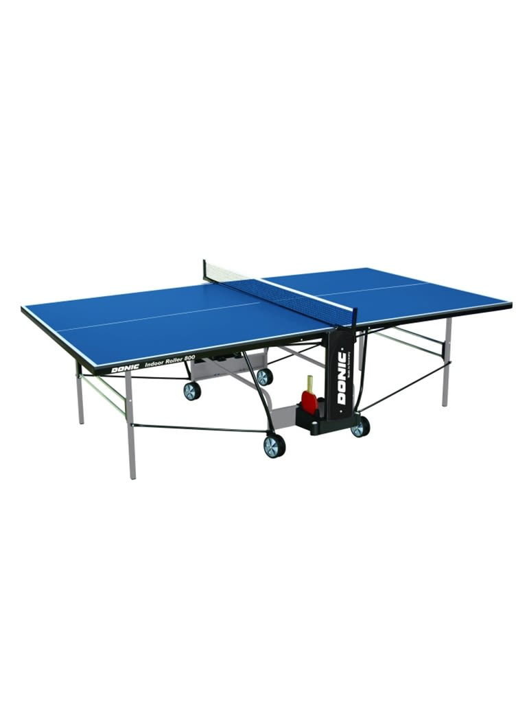 Roller 600 Indoor Table Tennis Table - Blue