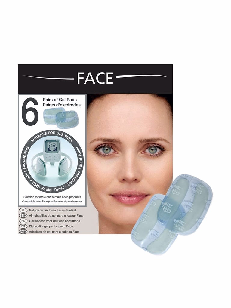 Face Toner Replacemnet Pads - Pack of 6
