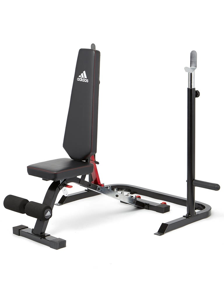 Sports Utility Bench | Squat Rack
