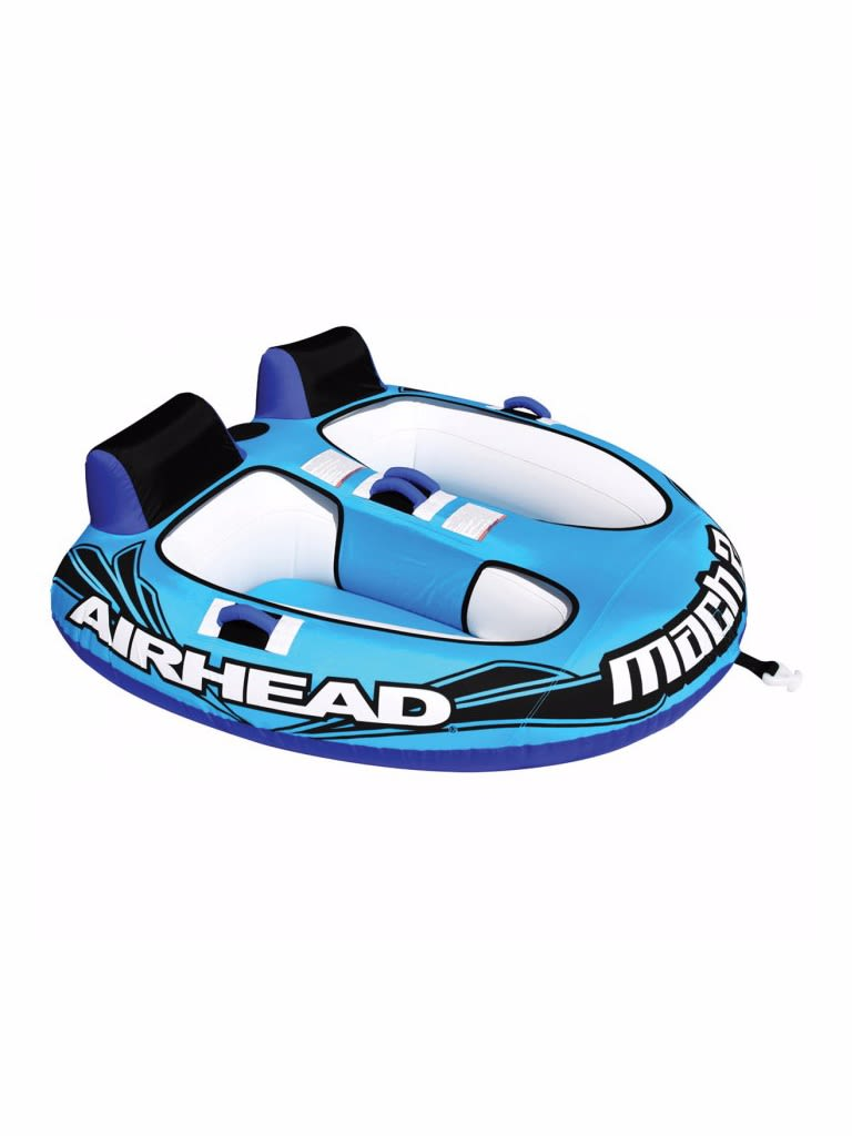 Mach 2 Inflatable Towable - 2 Person