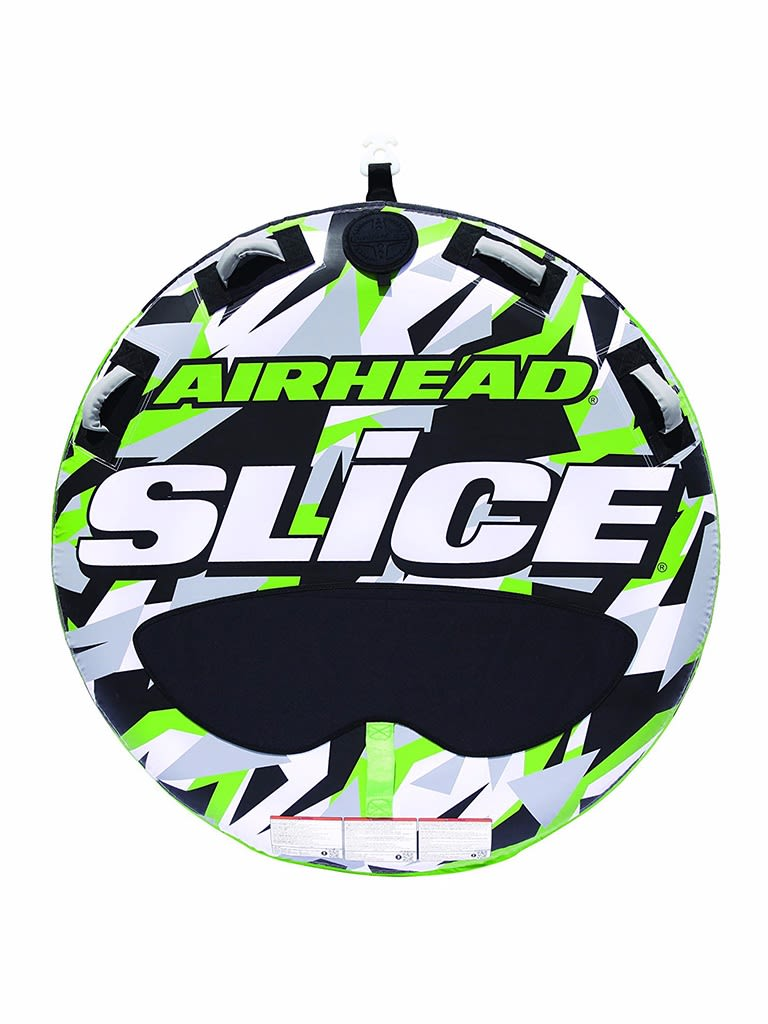 Slice Inflatable Double Rider Towable Tube - 2 Person