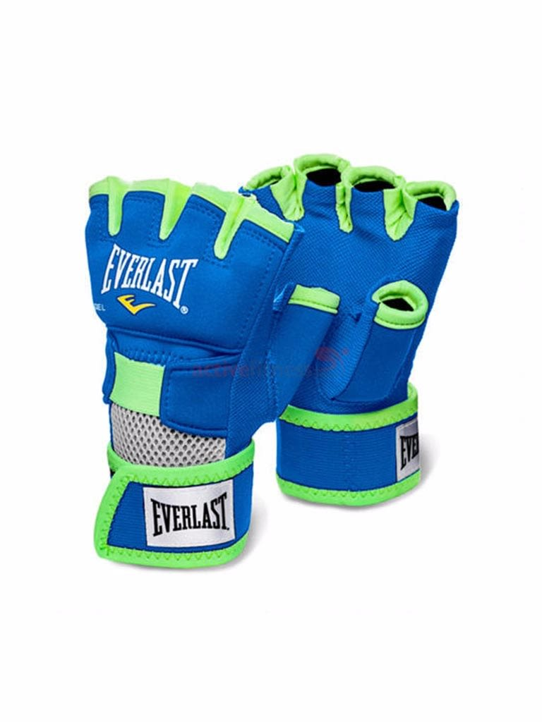 Prime Evergel Hand Wraps - L | Blue | Green
