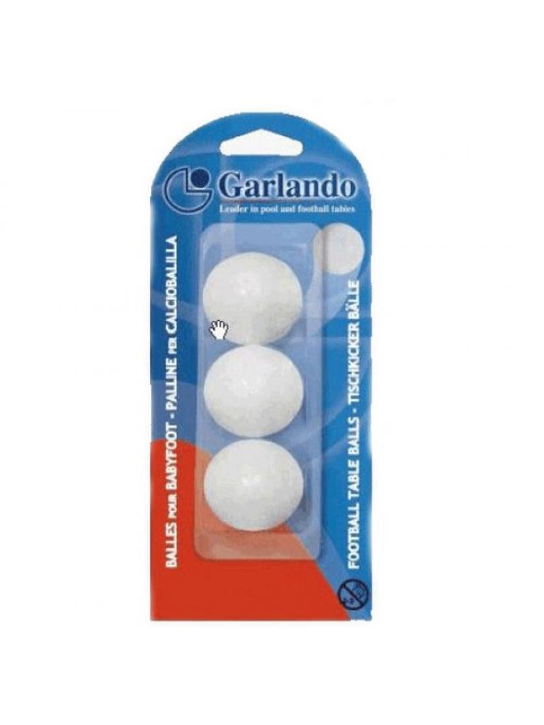 Blister Standard White Balls