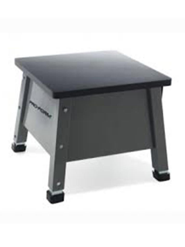 Adjustable Plyometric Jump Box