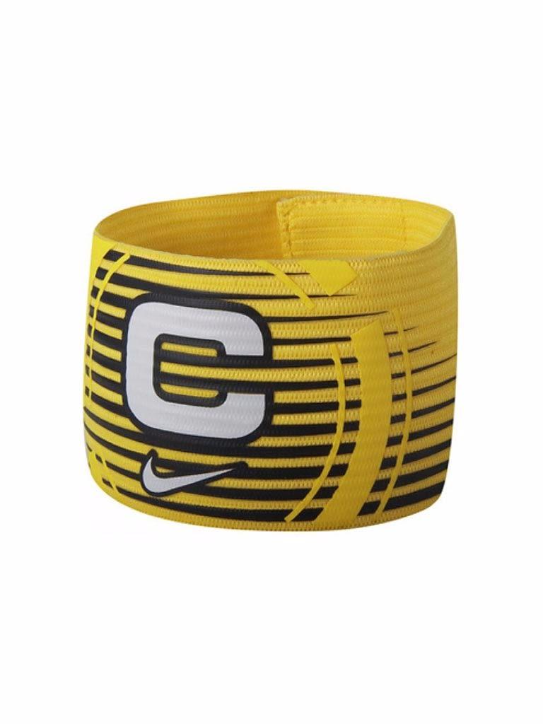 Football Arm Band - Yellow