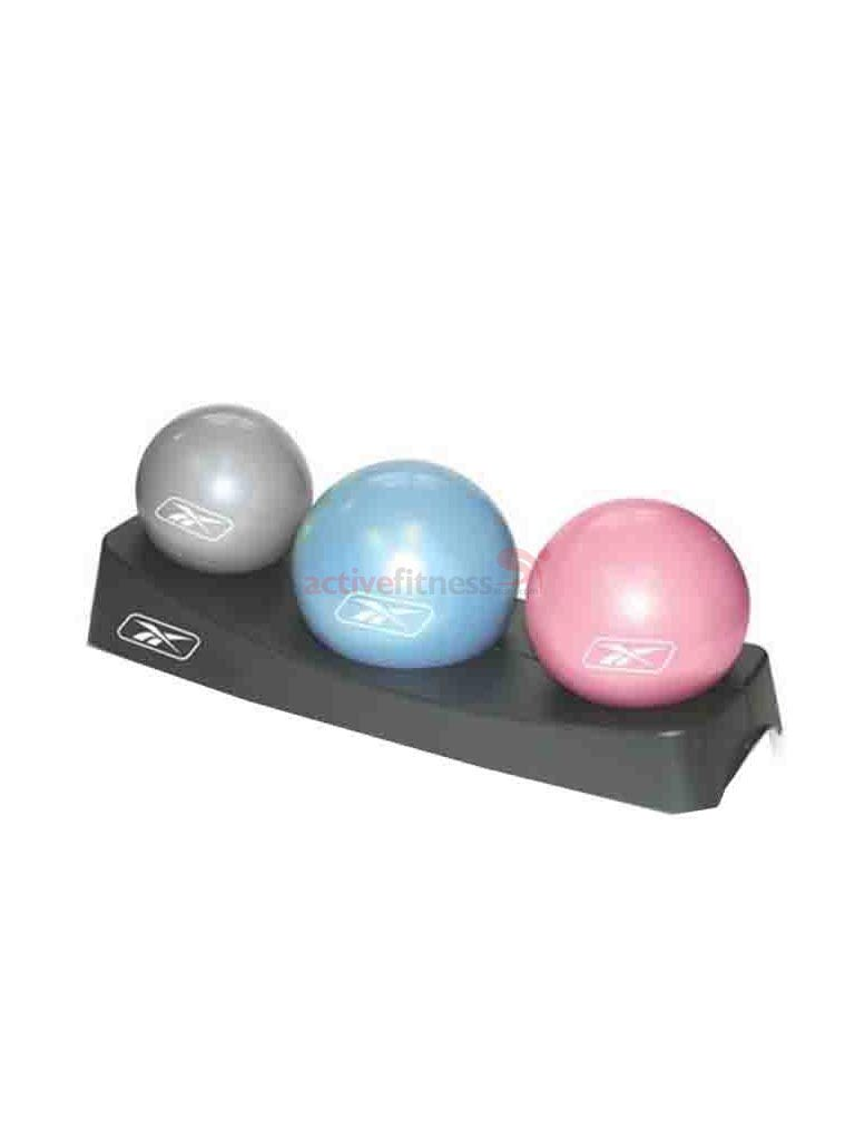 Toning Set-3 Balls And Stand
