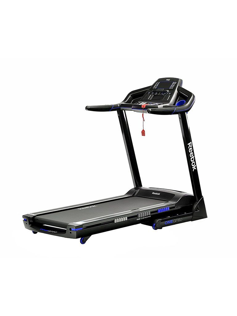 Treadmill GT60 One Series - Black Blue