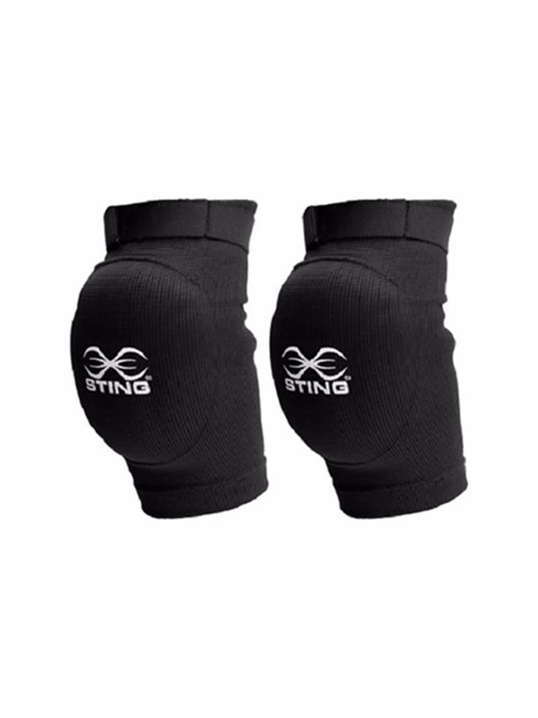 Cotton Elbow Guard Black S-M