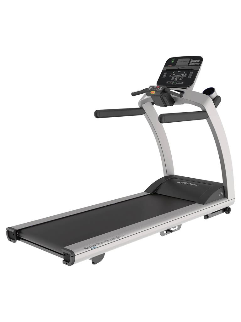 T5 Treadmill - Base Track Console