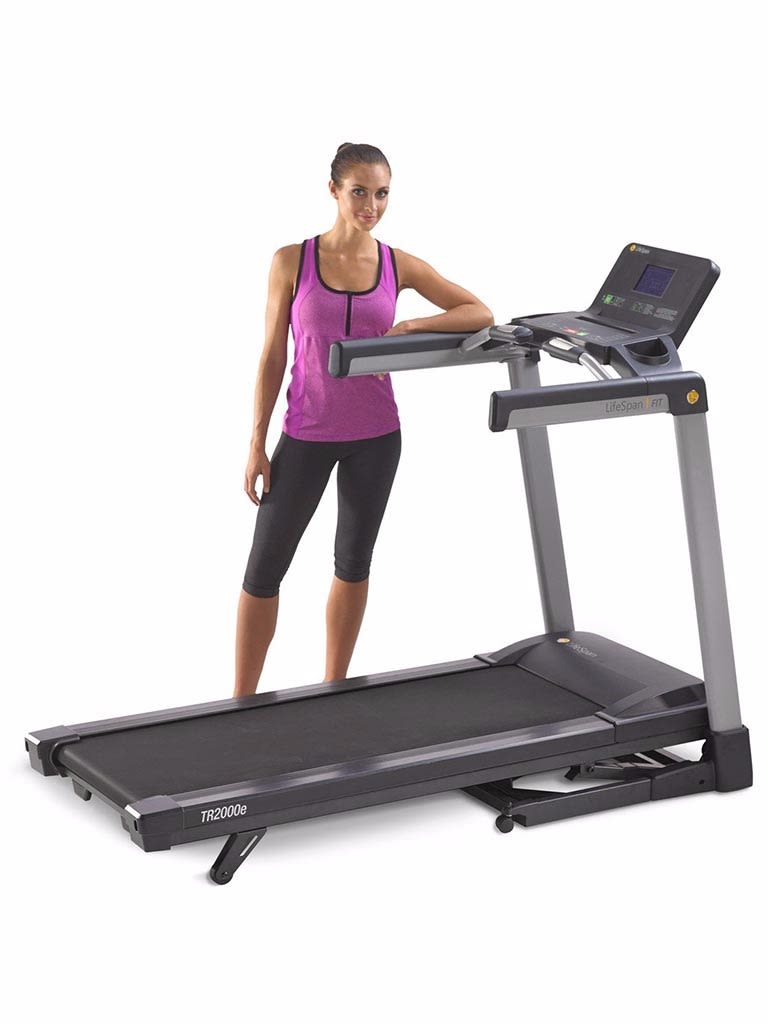 Electric Folding Treadmill TR2000e