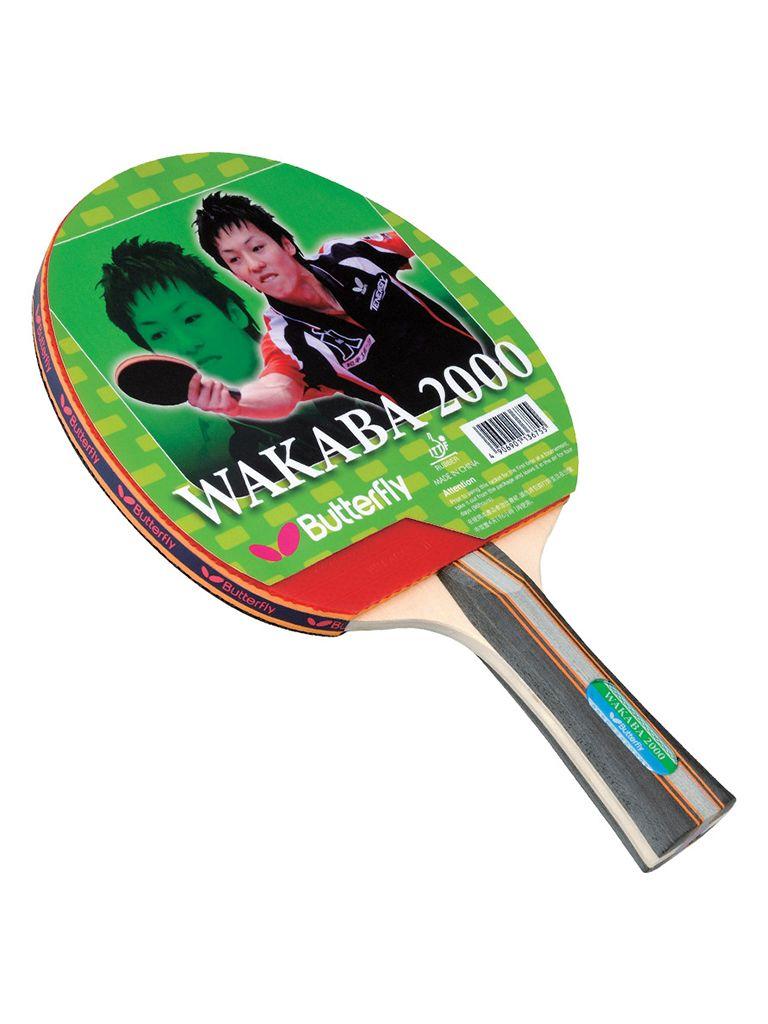 Wakaba 2000 Table Tennis Racket