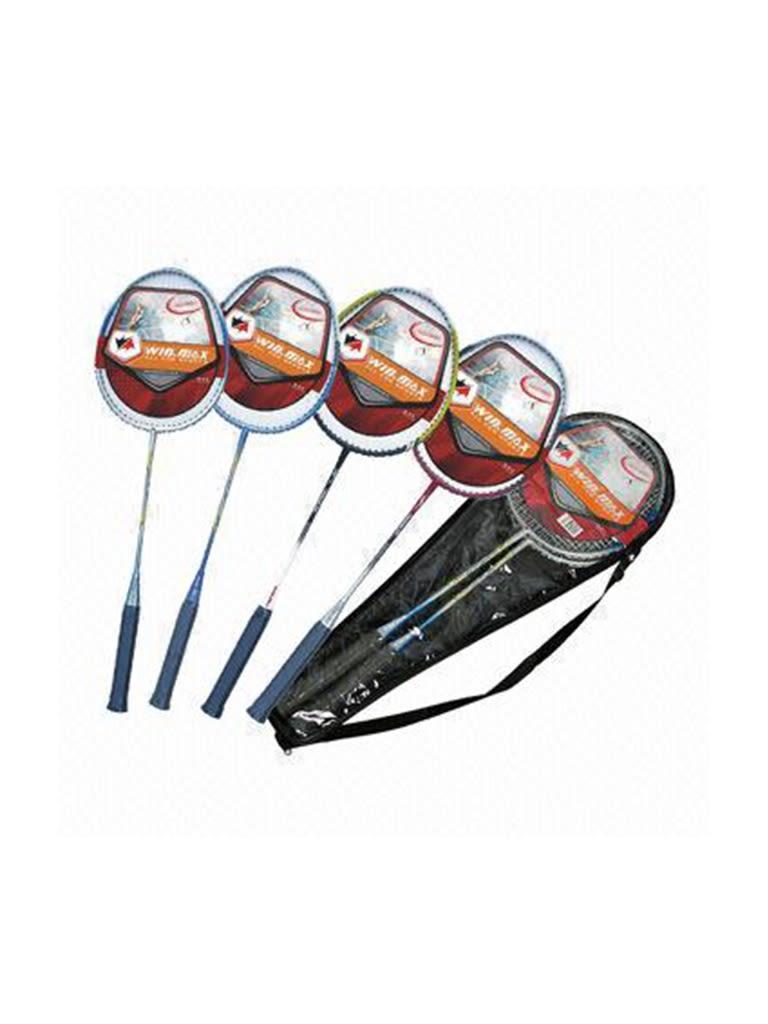 Aluminium Alloy badminton Racket - One Pair