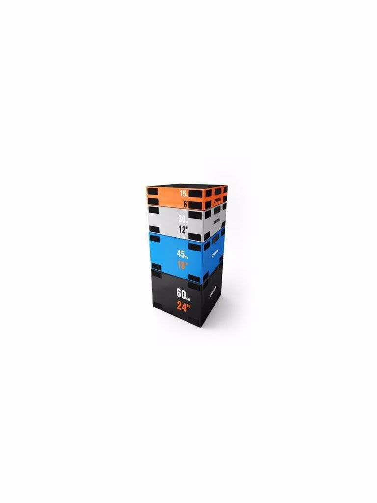 Dual Surface Plyo Box - 4 Piece