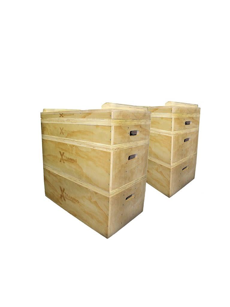 Wooden Jerk Box