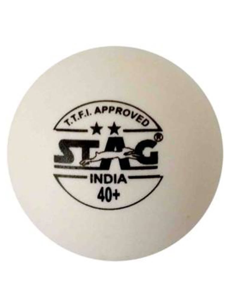 Table Tennis Ball Two Star - Pack Of 6
