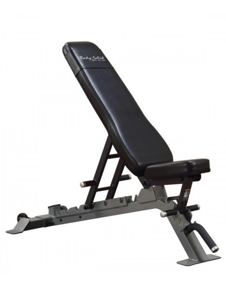 Pro Club-Line Adjustable Bench
