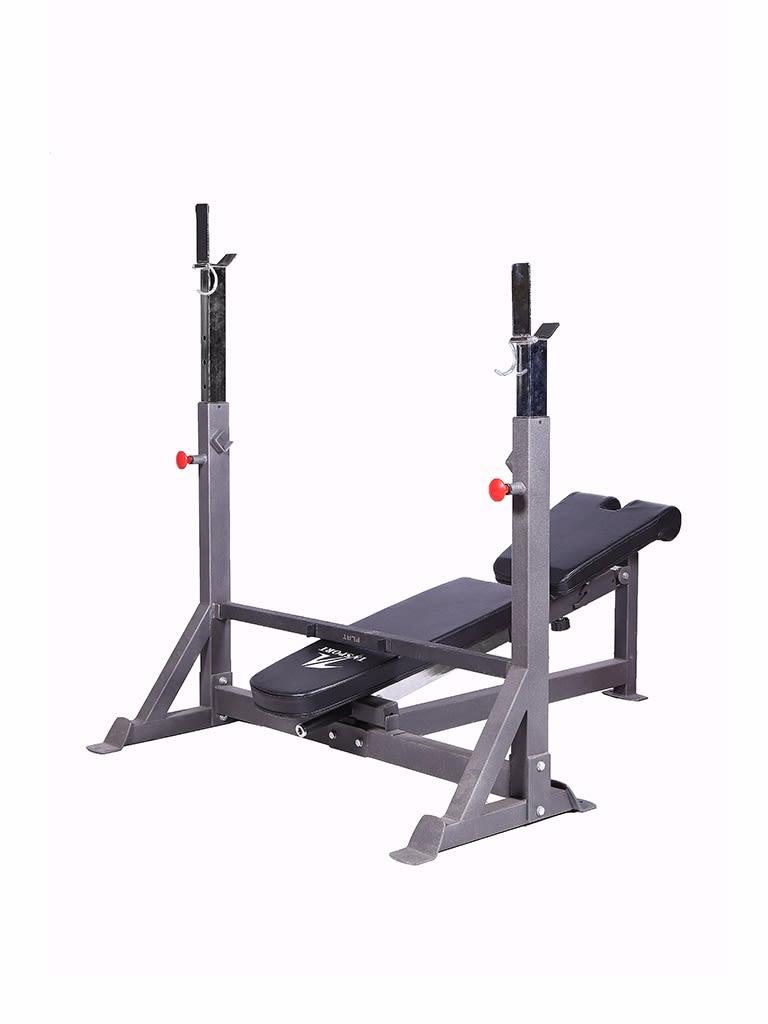Adjustable Olympic Bench Press AX1036