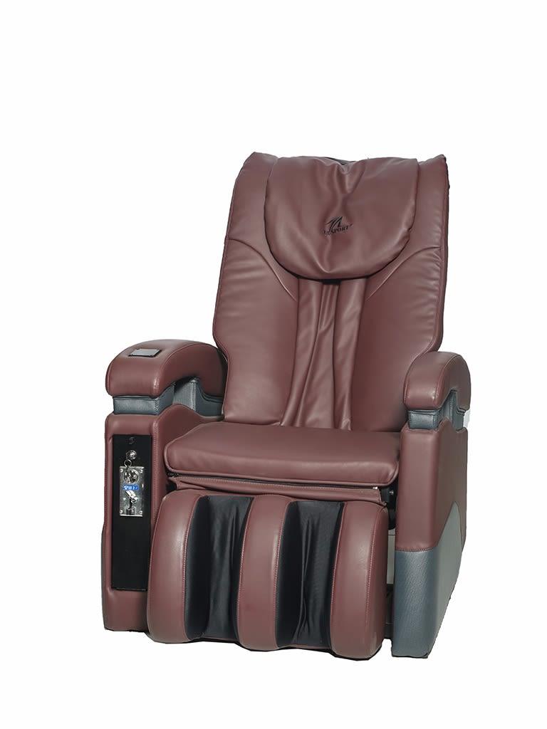 Massage Chair Coin Acceptor Vending Ts-836 Burgundy