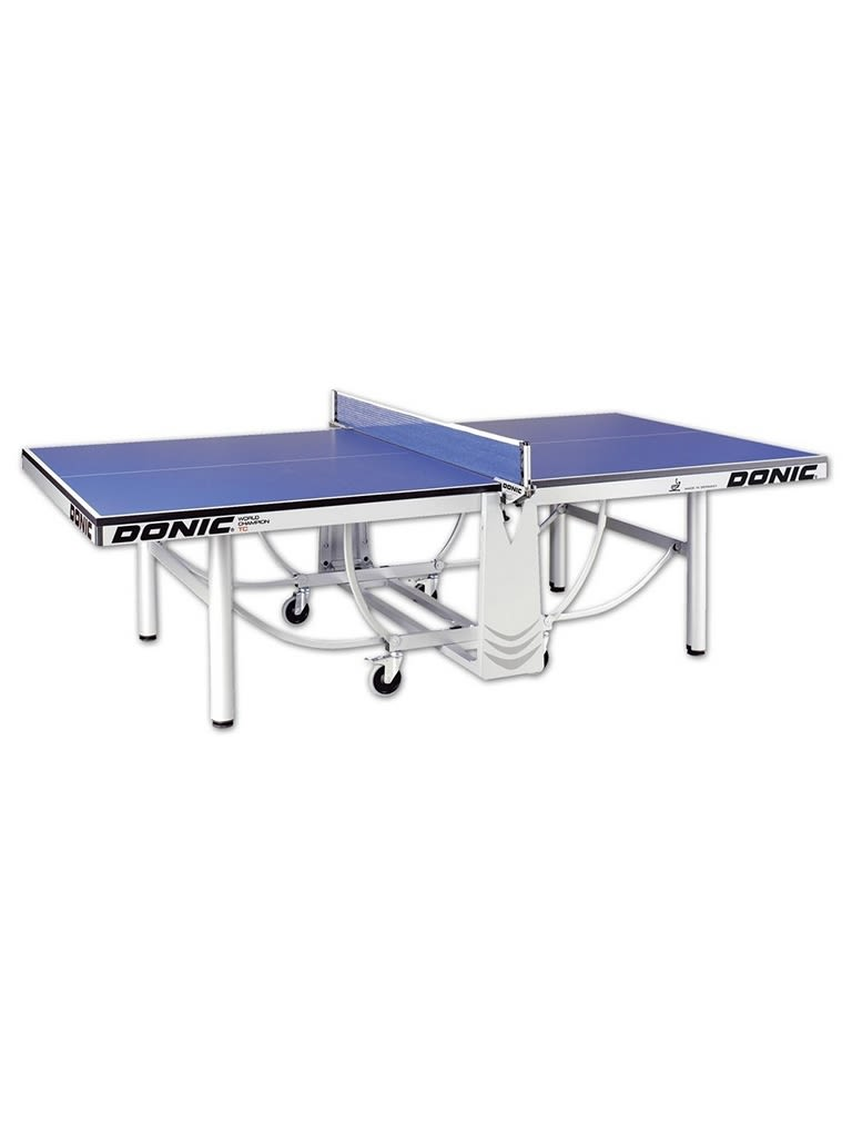 Champion TLC Table Tennis Table Without Net Set