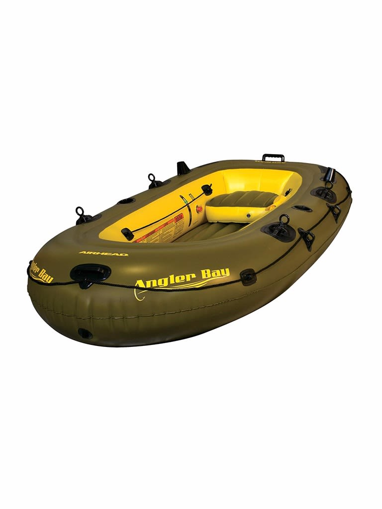 Angler Bay Inflatable Boat - 6 Person