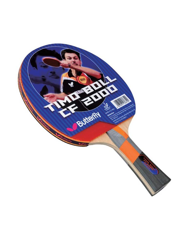 Timo Boll-Cf-2000 Table Tennis Racket