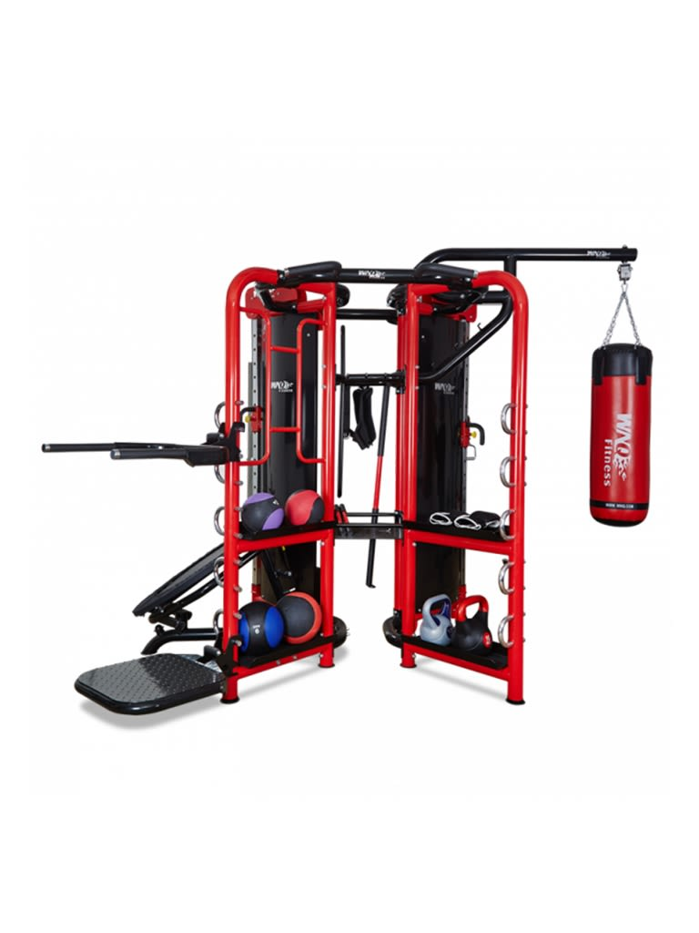 WNQ Multi Function Integrated Training Rack