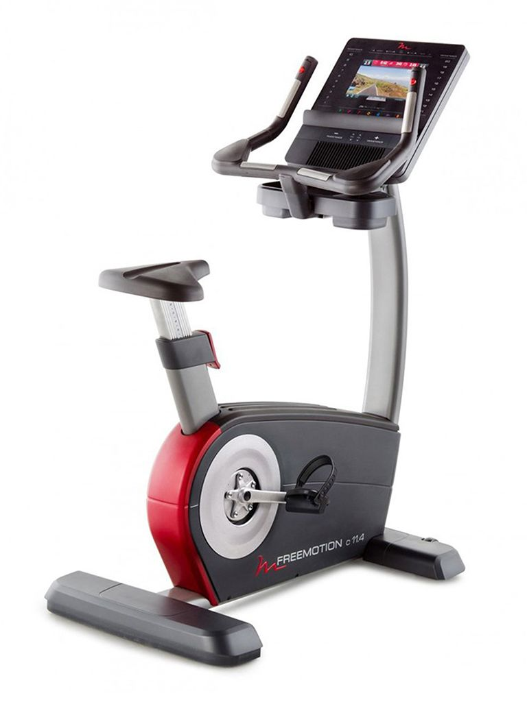 Upright Bike C11.4 With iFit Live