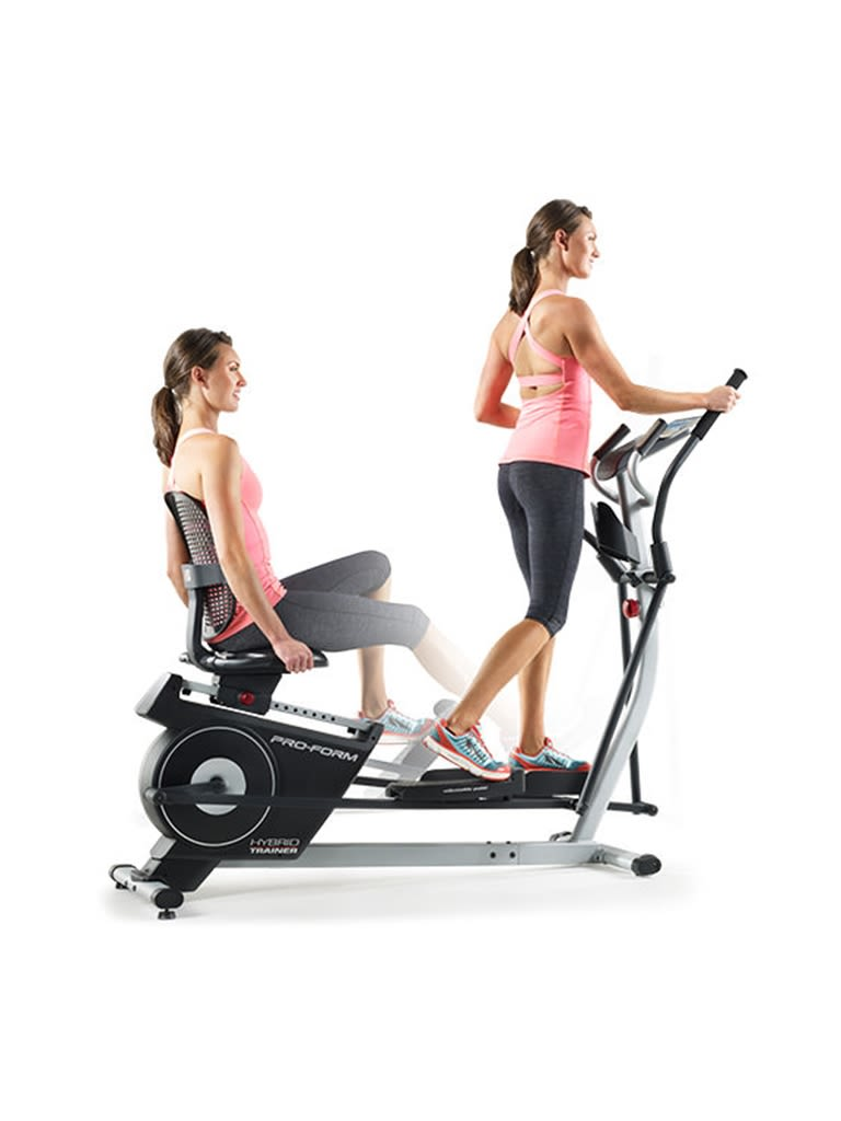 Hybrid Trainer Elliptical