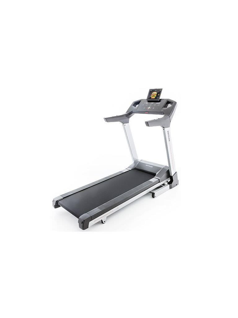 Treadmill Run 11