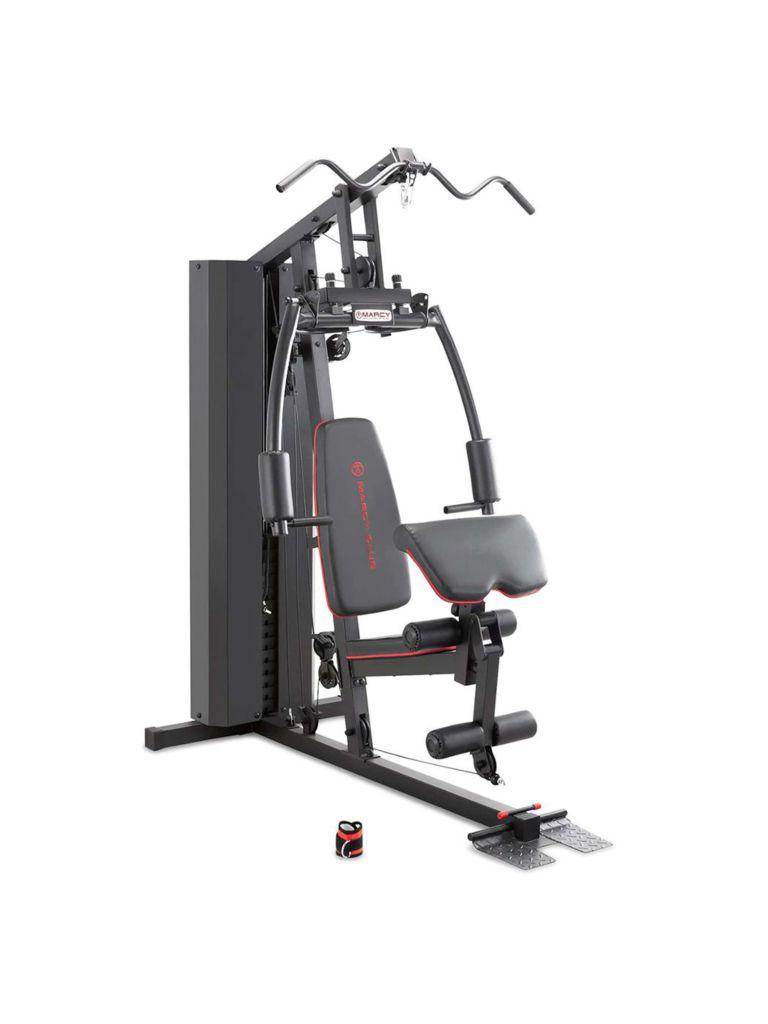 200 lb Stack Home Gym