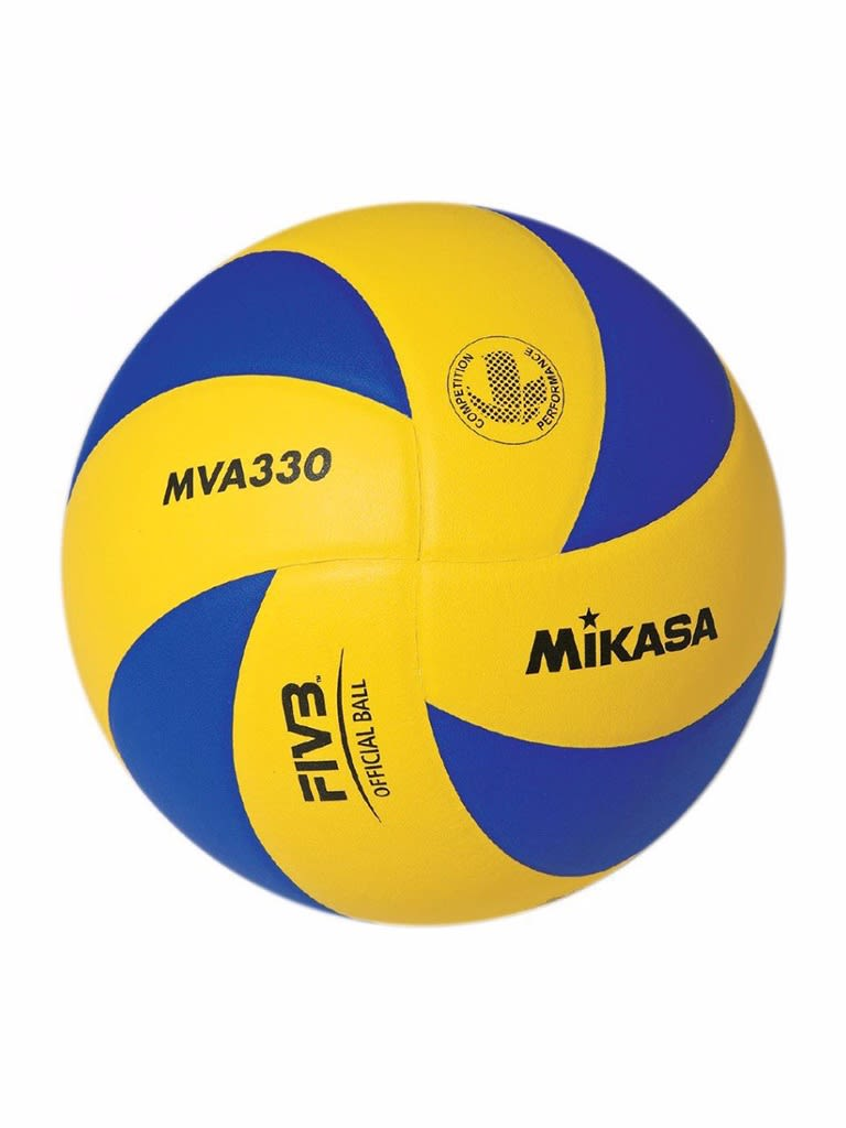 MVA 330 Volleyball - Blue | Yellow