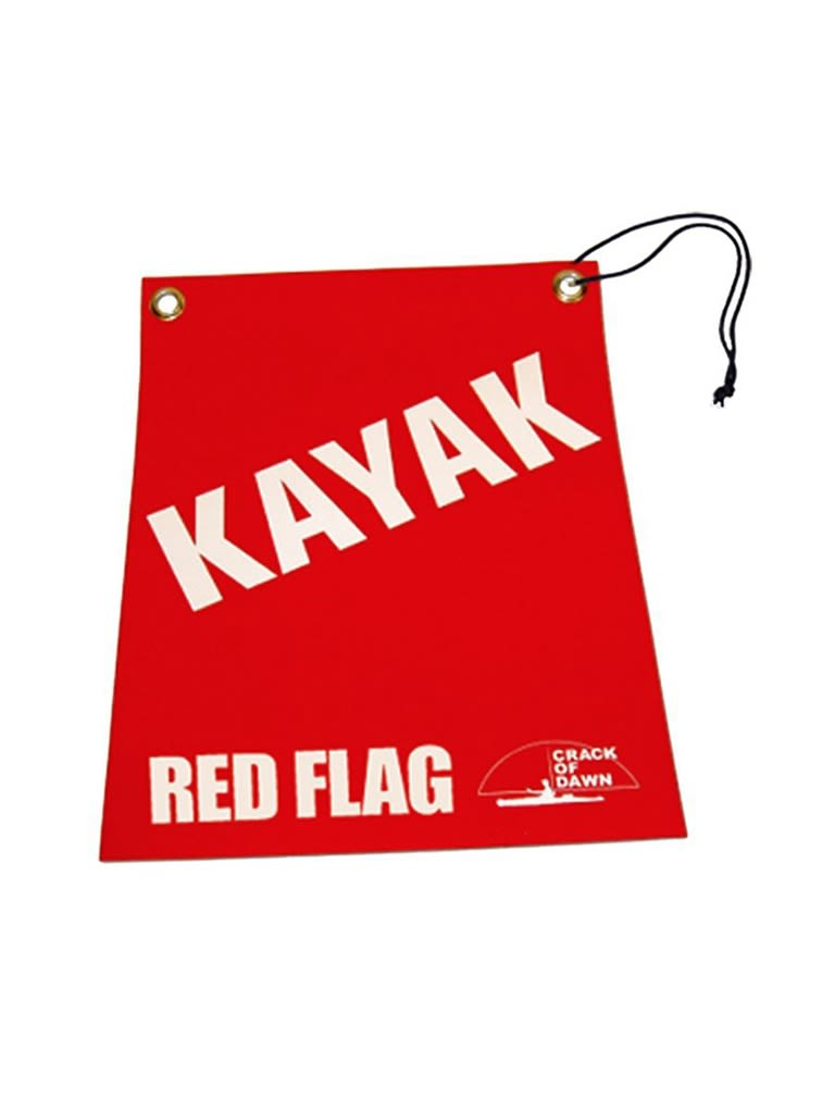 Kayak Warning Flag