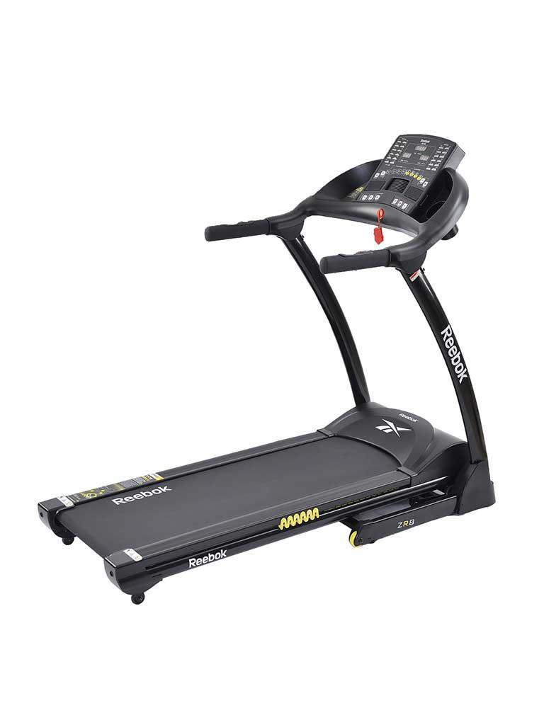 ZR8 Treadmill - Black|Yellow