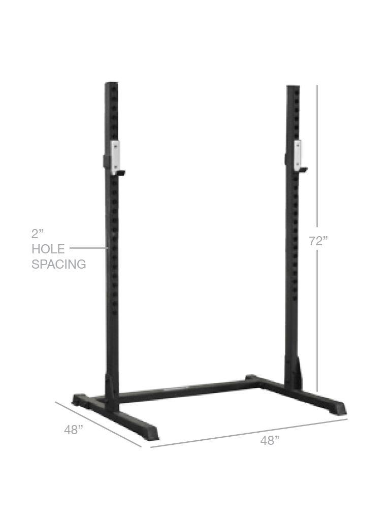 Squat Rack Stand
