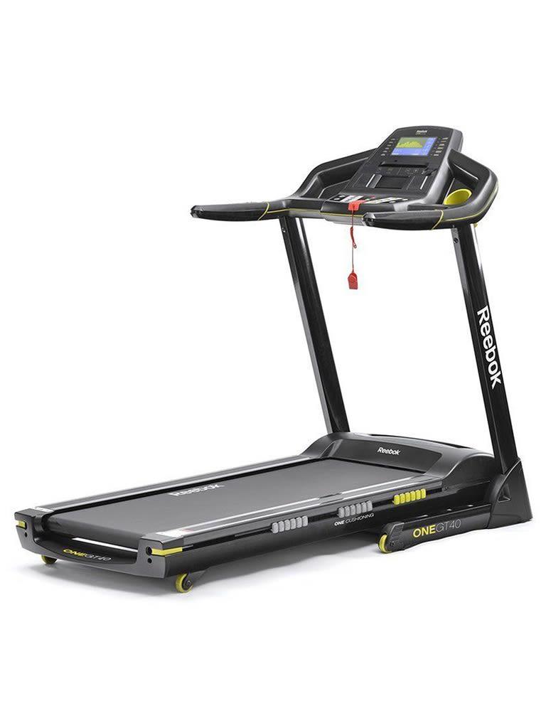 One GT40 Treadmill - Black