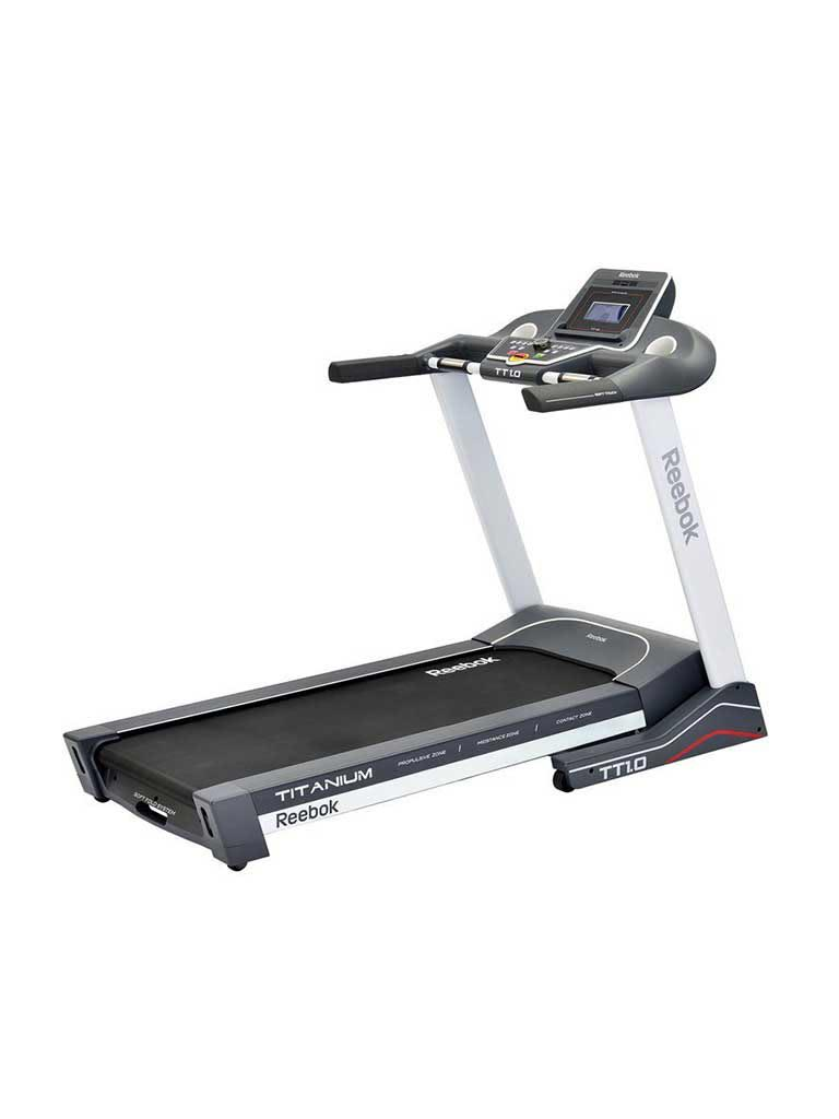 Titanium TT1.0 Treadmill - White