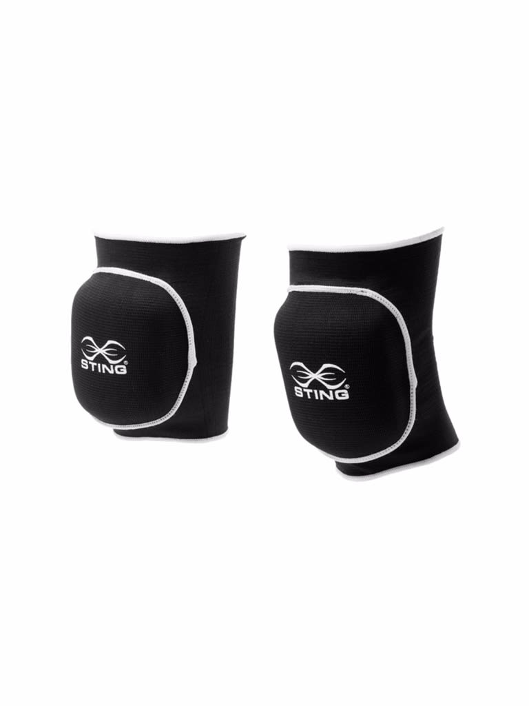 Cotton Knee Guard Black L-Xl