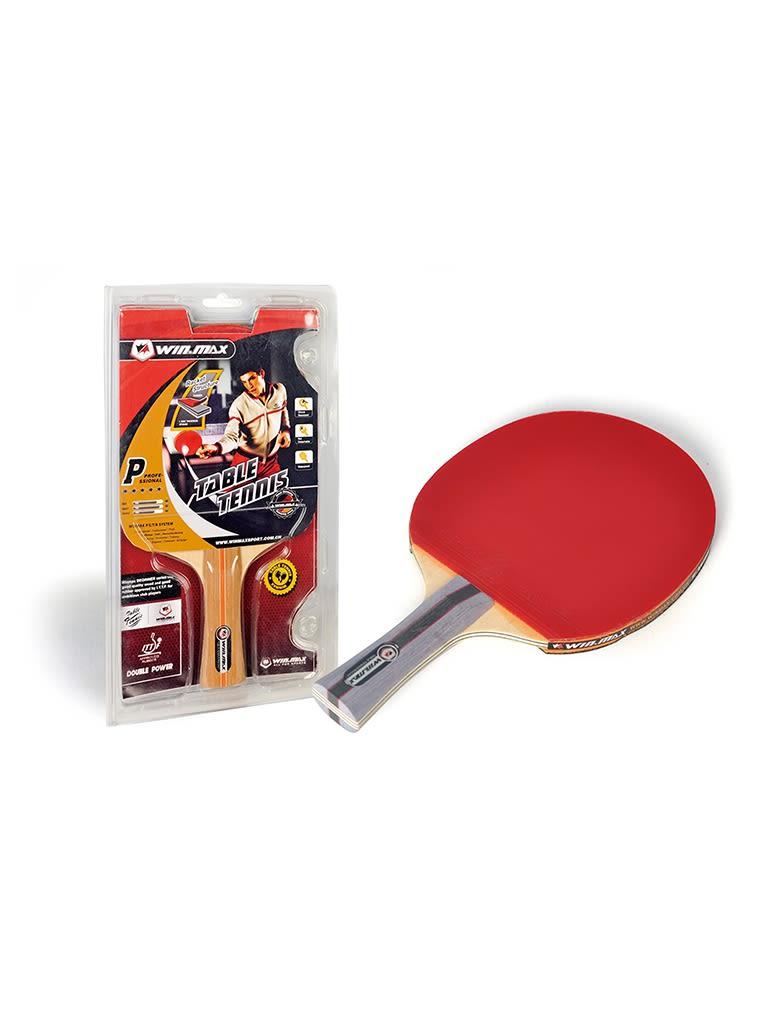 6 Stars Single Table Tennis Racket