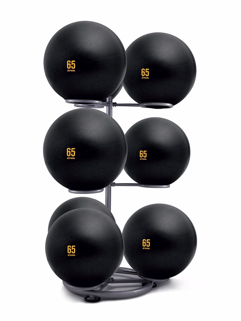 Core FIT 16 Gym Balls Rack